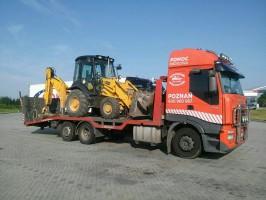 Transport maszyn rolniczych Poznań 600-960-987