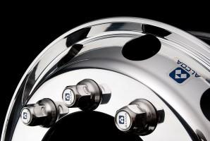 ALCOA fabrycznie nowe felgi aluminiowe do naczep,przyczep, ciągników